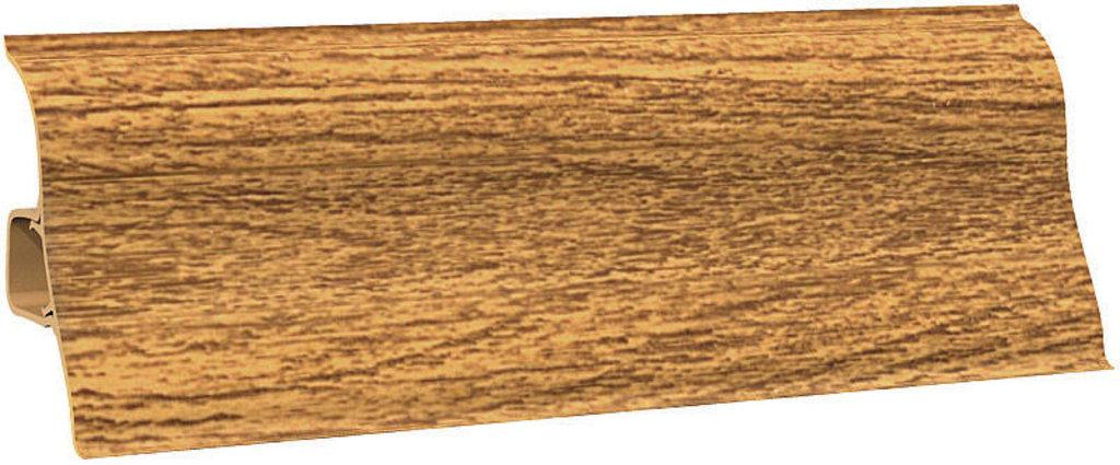 Плинтуса напольные: Плинтус напольный Ecoline 150 дуб темный в Мир Потолков