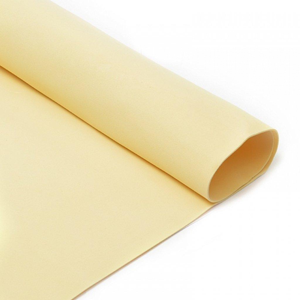 Фоамиран: Фоамиран 1мм 50*50см слоновая кость, 1 лист в Шедевр, художественный салон