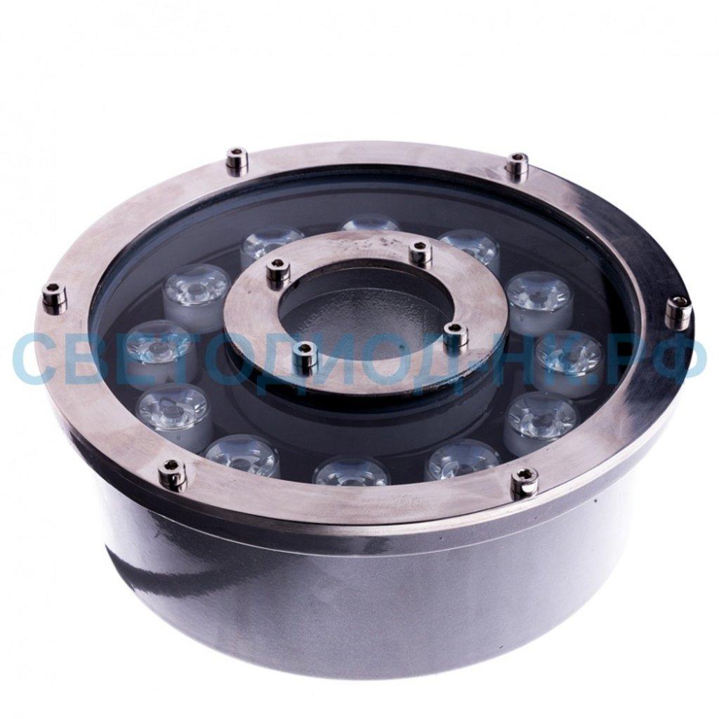 Подводные светильники: Светодиодный светильник фонтанный BVD WW-9W-Green в СВЕТОВОД
