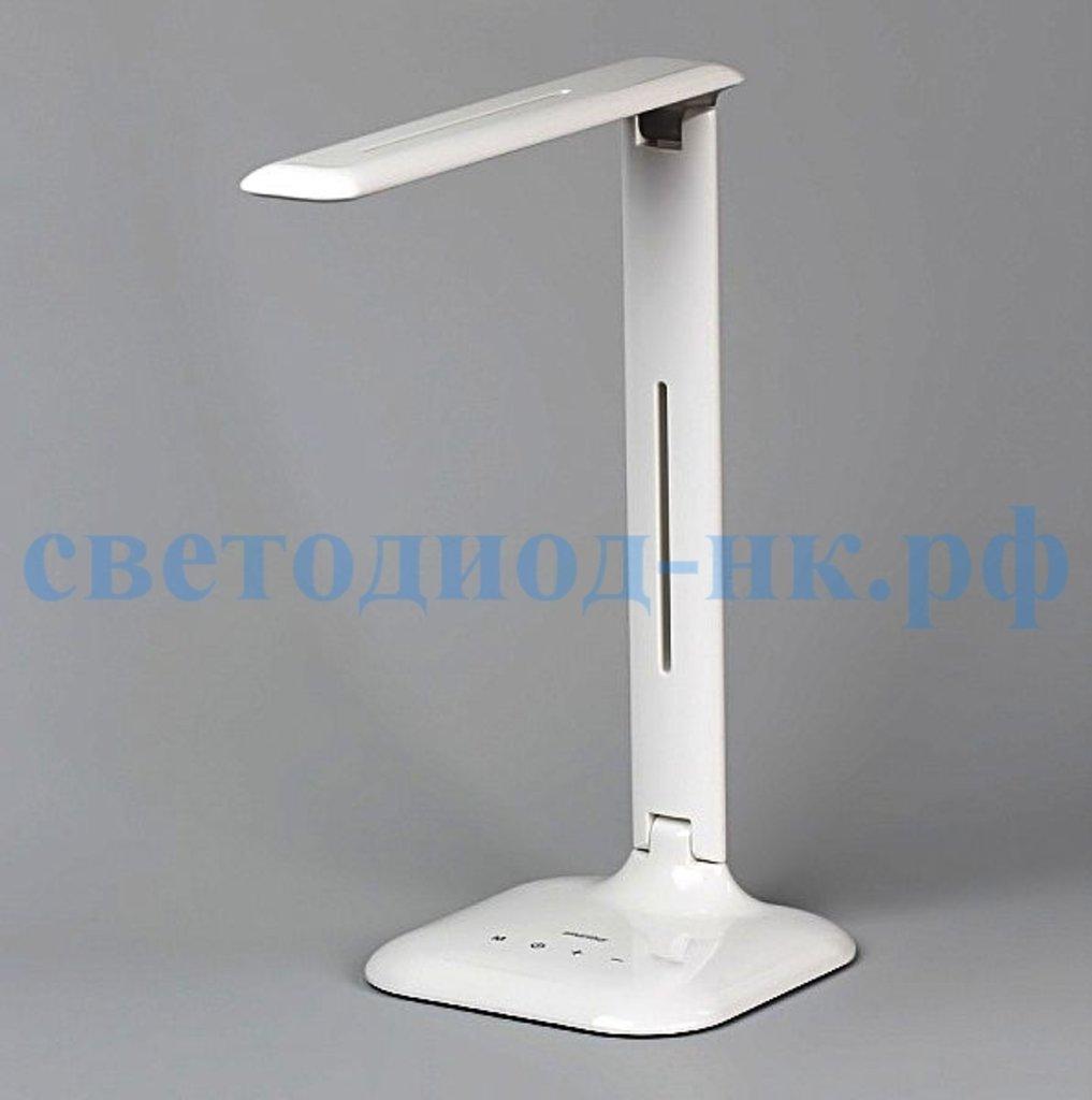 Настольные лампы, ночники: Лампа настольная SMARTBUY светодиод. 7W/NW/5-S Dim. в СВЕТОВОД