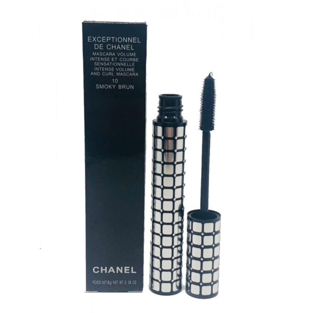 Тушь для ресниц: Тушь CHANEL Exceptionnel De Chanel 10 Smoky Brun в Мой флакон