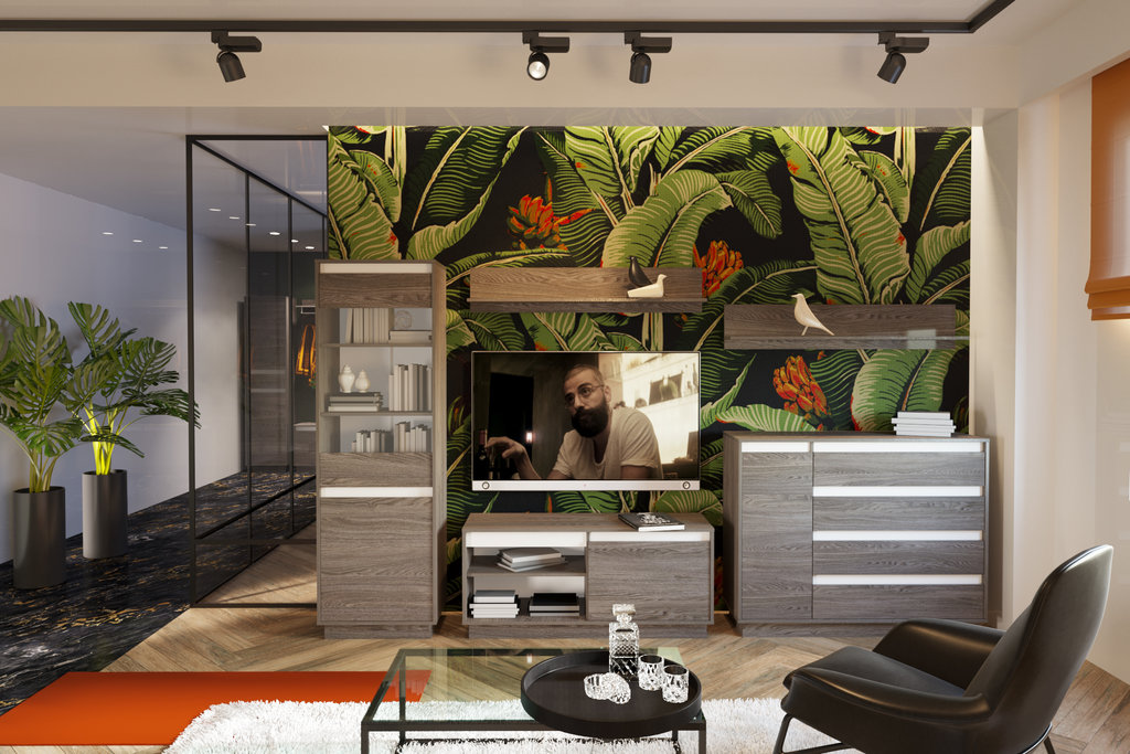 Шкафы, общие: Шкаф для одежды VIRGINIA НМ 011.80-02 в Стильная мебель