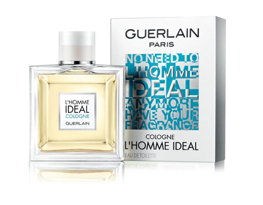 Guerlain  (Герлен): Guerlain L'Homme Ideal Cologne edt 100ml в Мой флакон