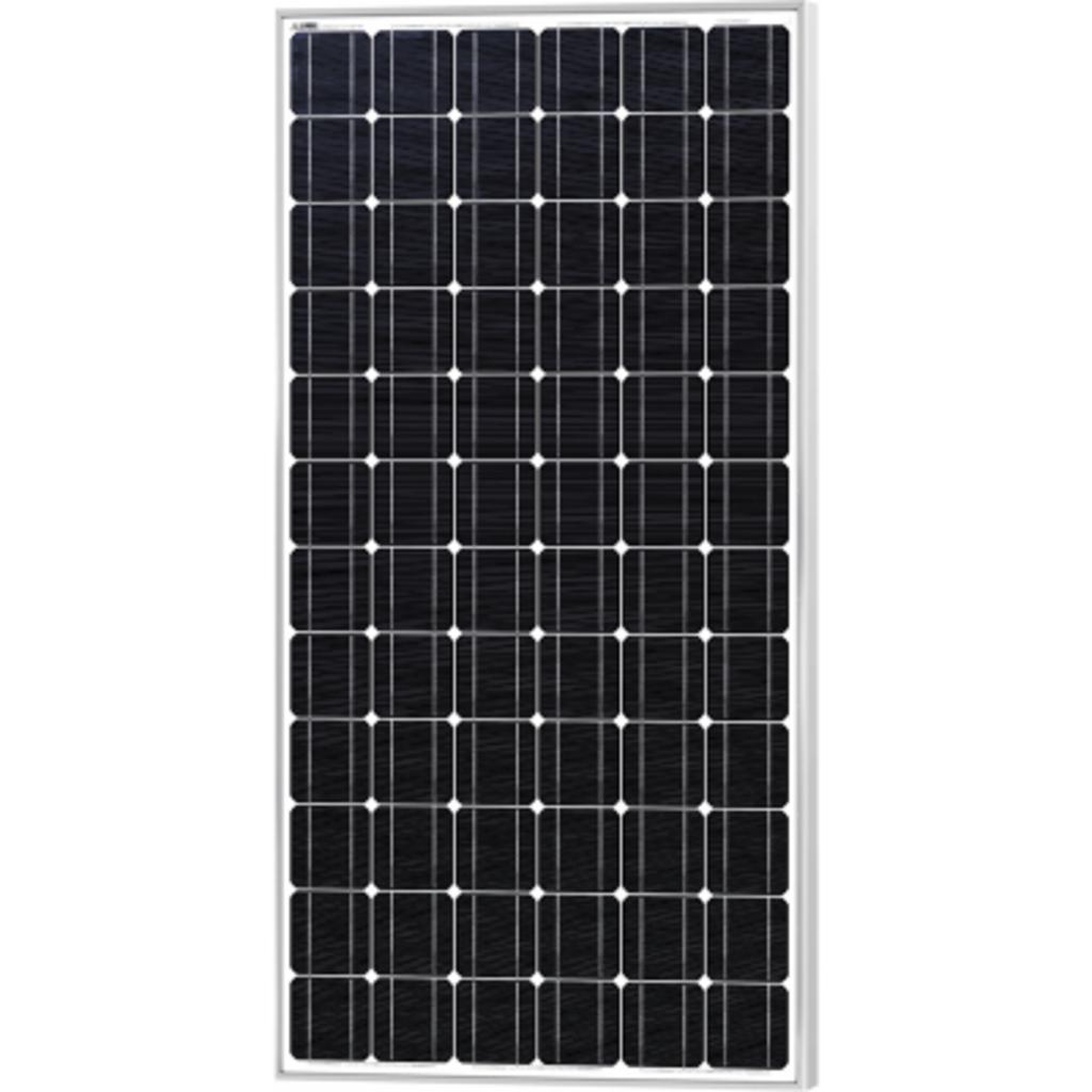 Монокристаллические солнечные панели: Солнечная батарея SilaSolar 200Вт в Горизонт