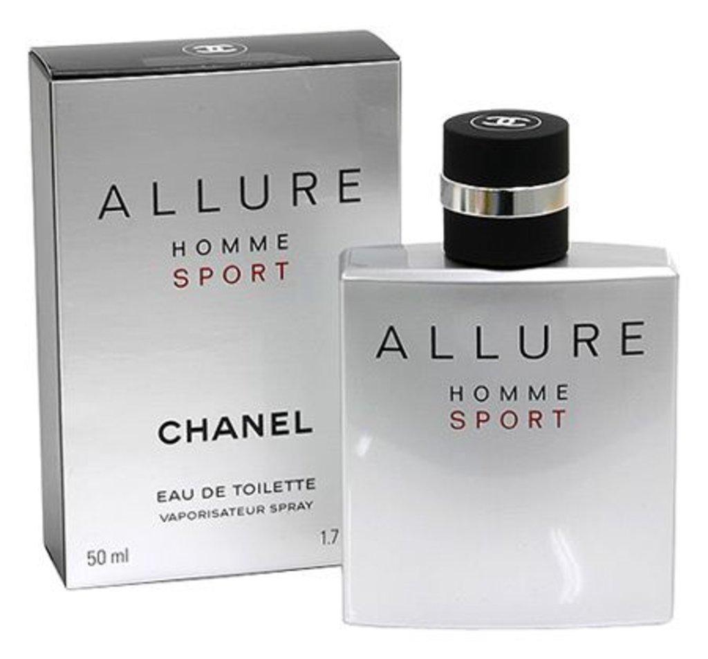 Chanel (Шанель): Сhanel Allure Homme Sport  (Шанель Аллюр Хом Спорт) edt 100ml в Мой флакон