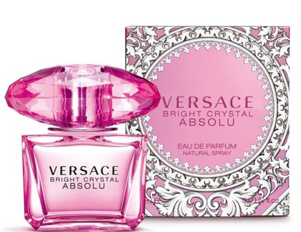 Versace (Версаче): Versace Bright Crystal Absolu 90ml в Мой флакон