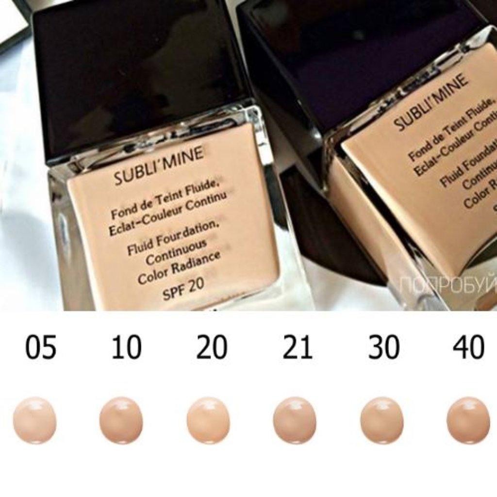 Тональный крем, BB крем: Тональный крем Chanel Sublimine Fond de Teint Fluide в Мой флакон