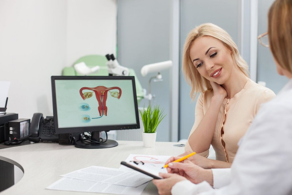 Прием специалистов: Гинеколог-эндокринолог в Вита, медицинский центр
