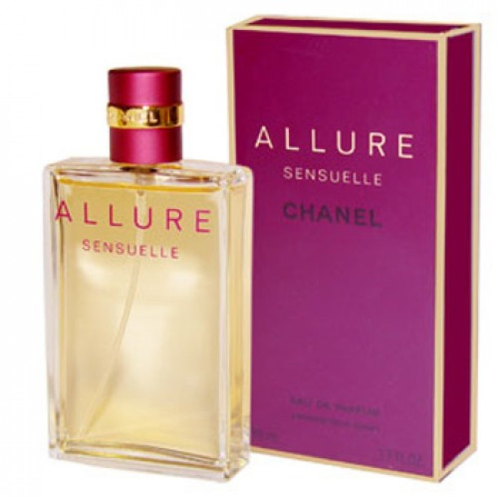 Chanel (Шанель): Chanel Allure Sensuelle 100ml в Мой флакон