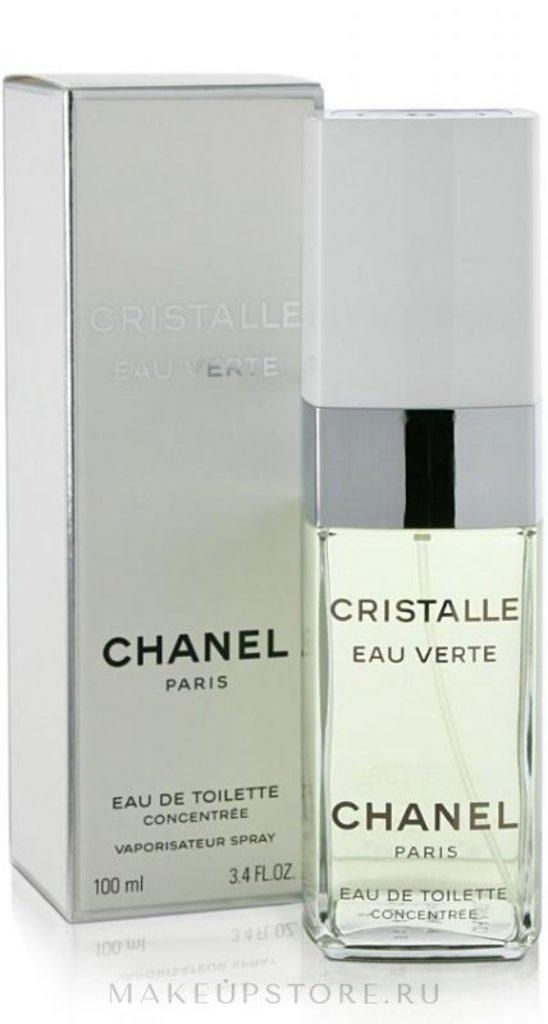 Для женщин: Chanel Cristalle Eau Verte edt ж 50 ml в Элит-парфюм