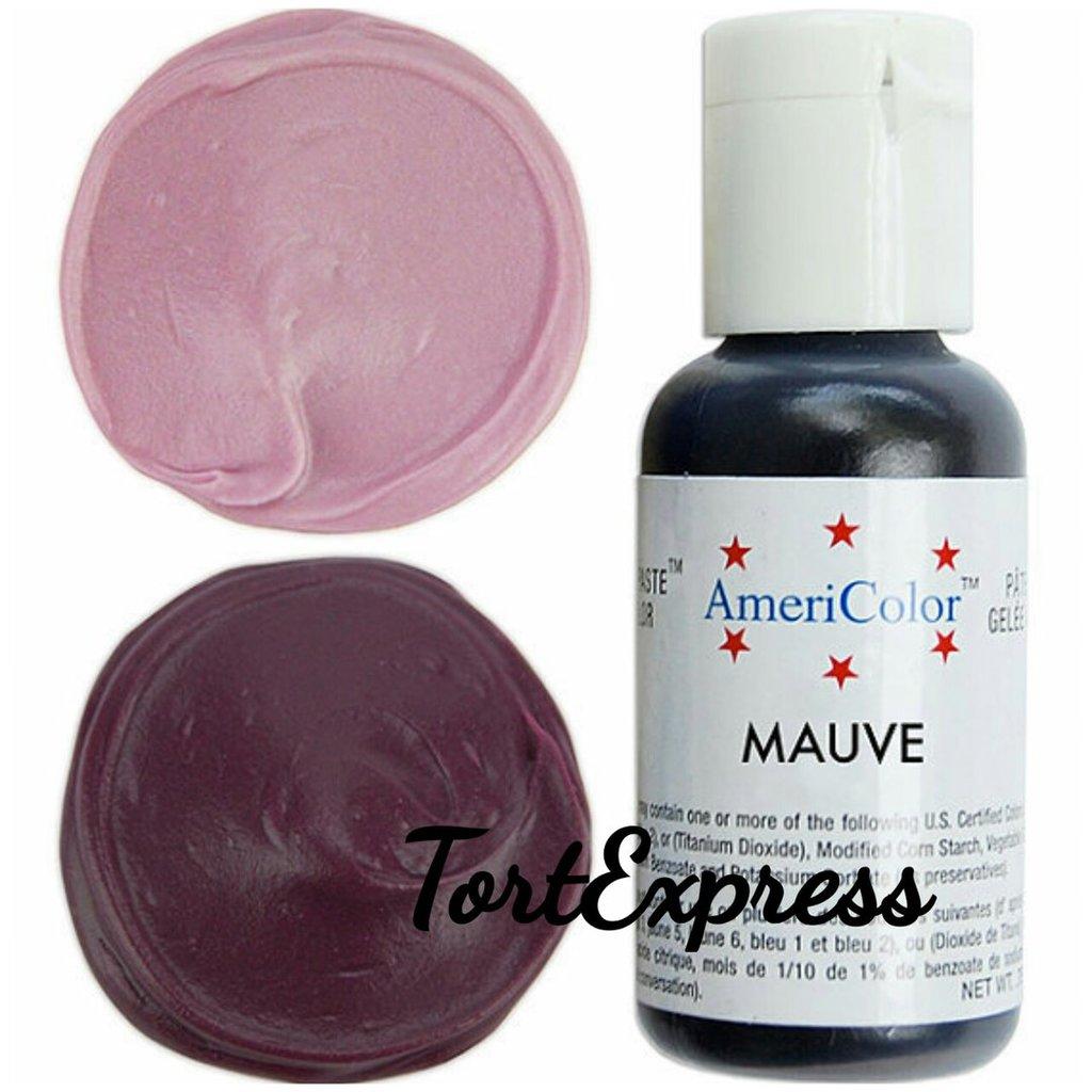 Ингредиенты: Гелевый краситель AmeriColor, лилово-розовый, флакон 21 гр в ТортExpress