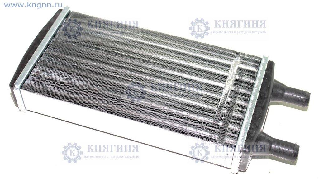 Радиатор отопителя ГАЗель (бизнес) алюм. 2-ряд. d=20 в Волга