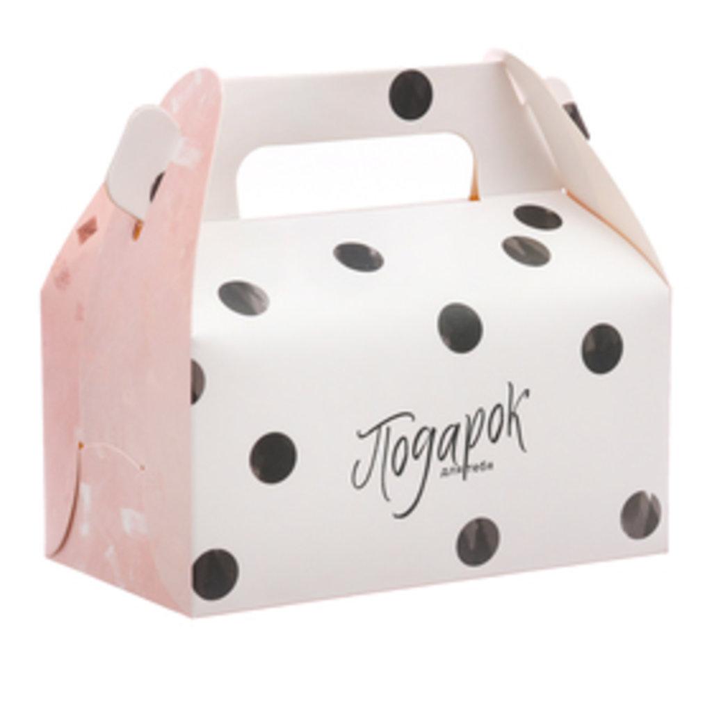 """Коробки для кондитерских изделий: Сундук для сладостей """"Подарок для тебя"""", 16 × 15 × 9 см в ТортExpress"""