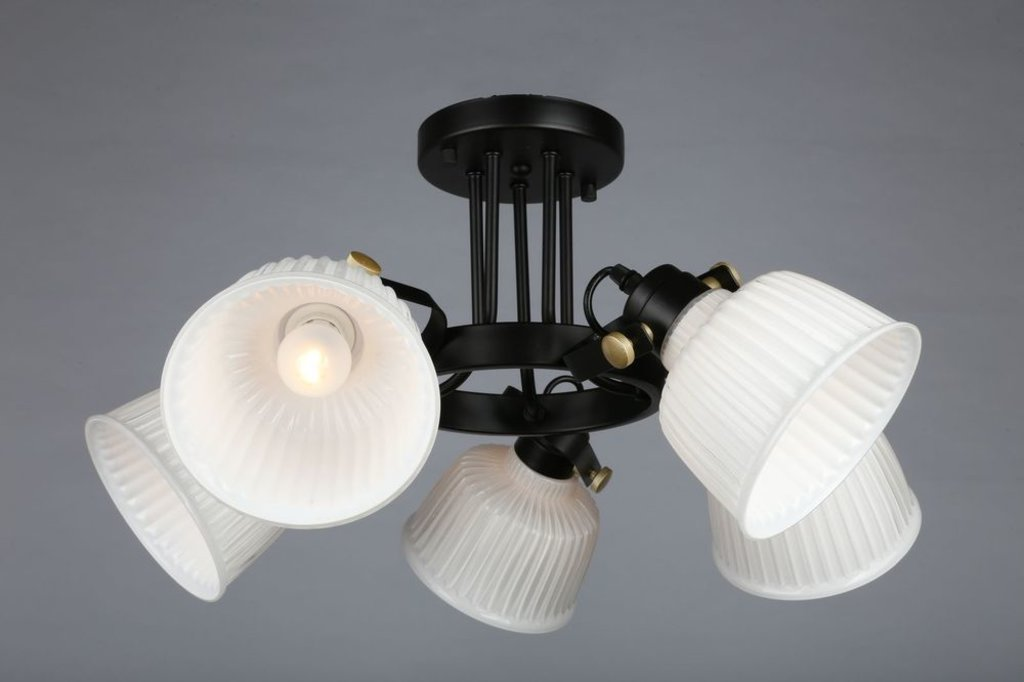 Светодиодные светильники: Светильник 5 ламп в ВДМ, Все для мебели, ИП Жаров В. Б.