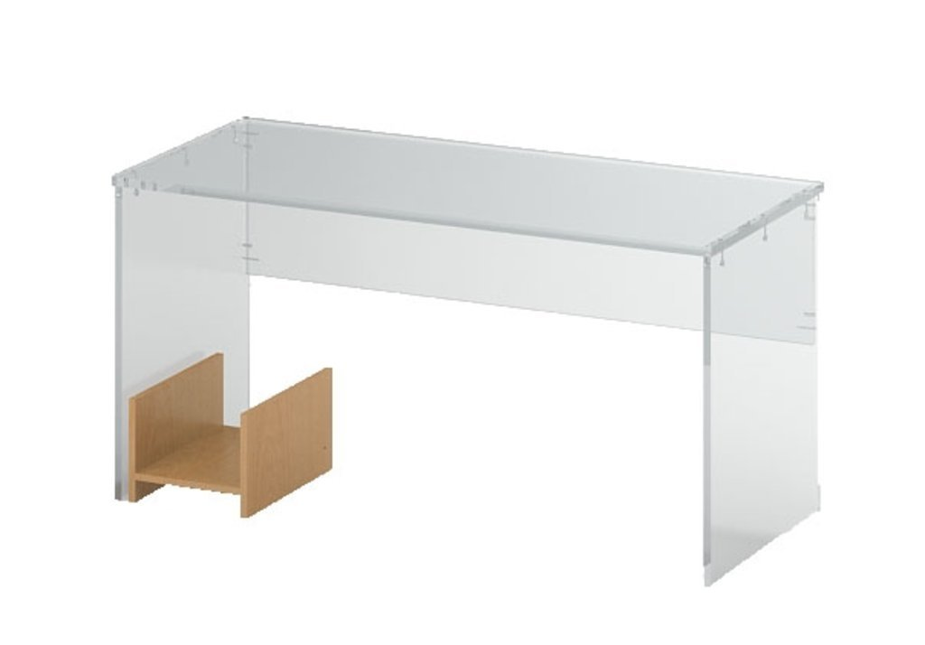 Офисная мебель столы, тумбы ПР-26: Подставка под системный блок (16) 280*440*360 в АРТ-МЕБЕЛЬ НН