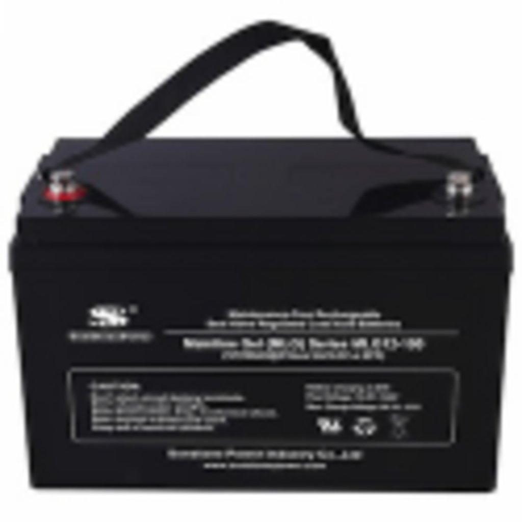 Гелевые: Аккумулятор SunStonePower MLG12-100 в Горизонт