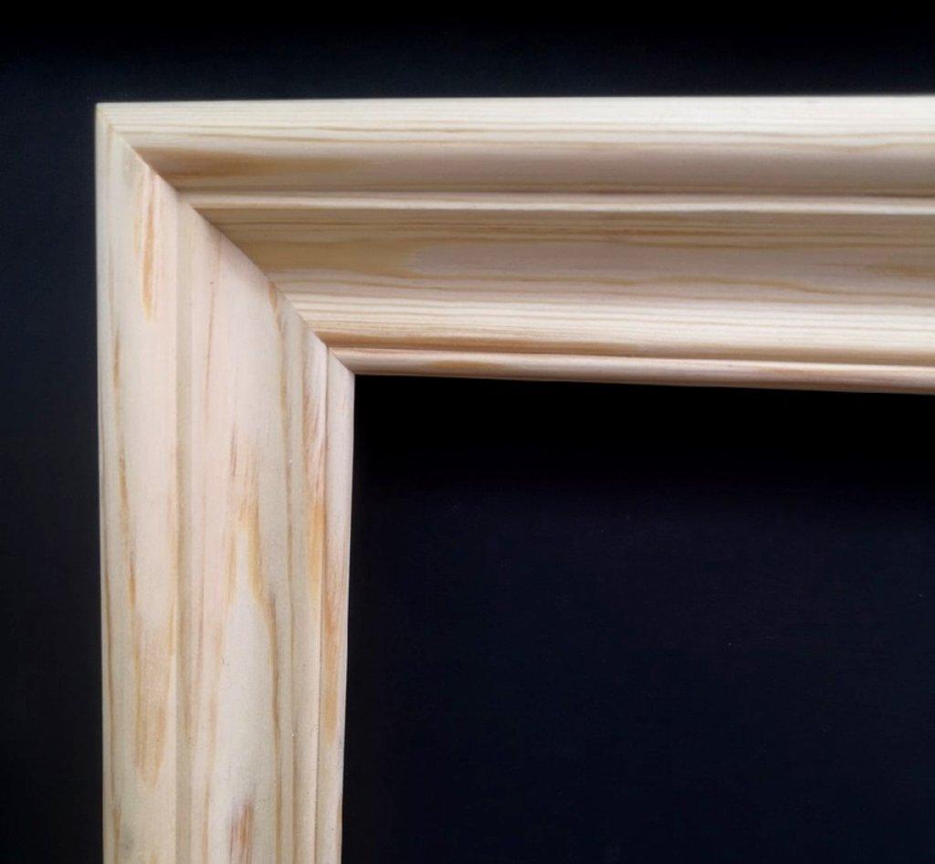 Рамы: Рама №45 60*90 Лесосибирск сосна в Шедевр, художественный салон