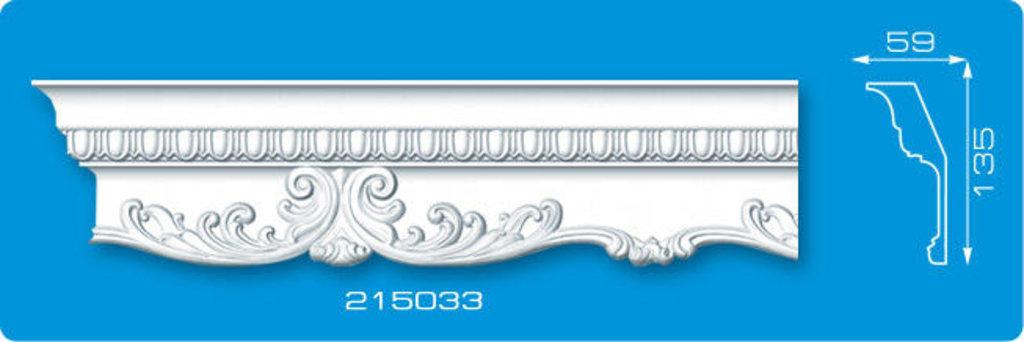Плинтуса потолочные: Плинтус потолочный ФОРМАТ 215033 инжекционный длина 2м в Мир Потолков