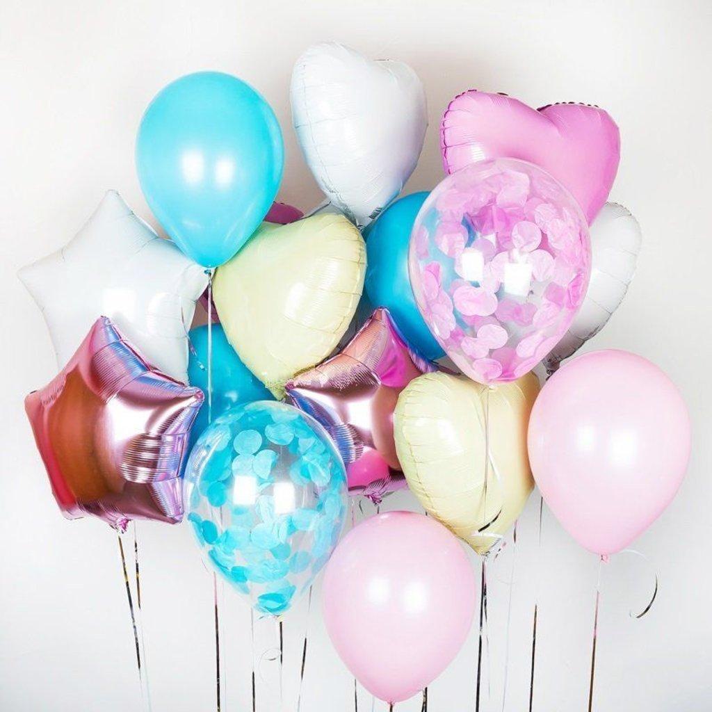 Детский клуб: Гелиевые шары в СТРАНА ЧУДЕТСТВА, детский клуб