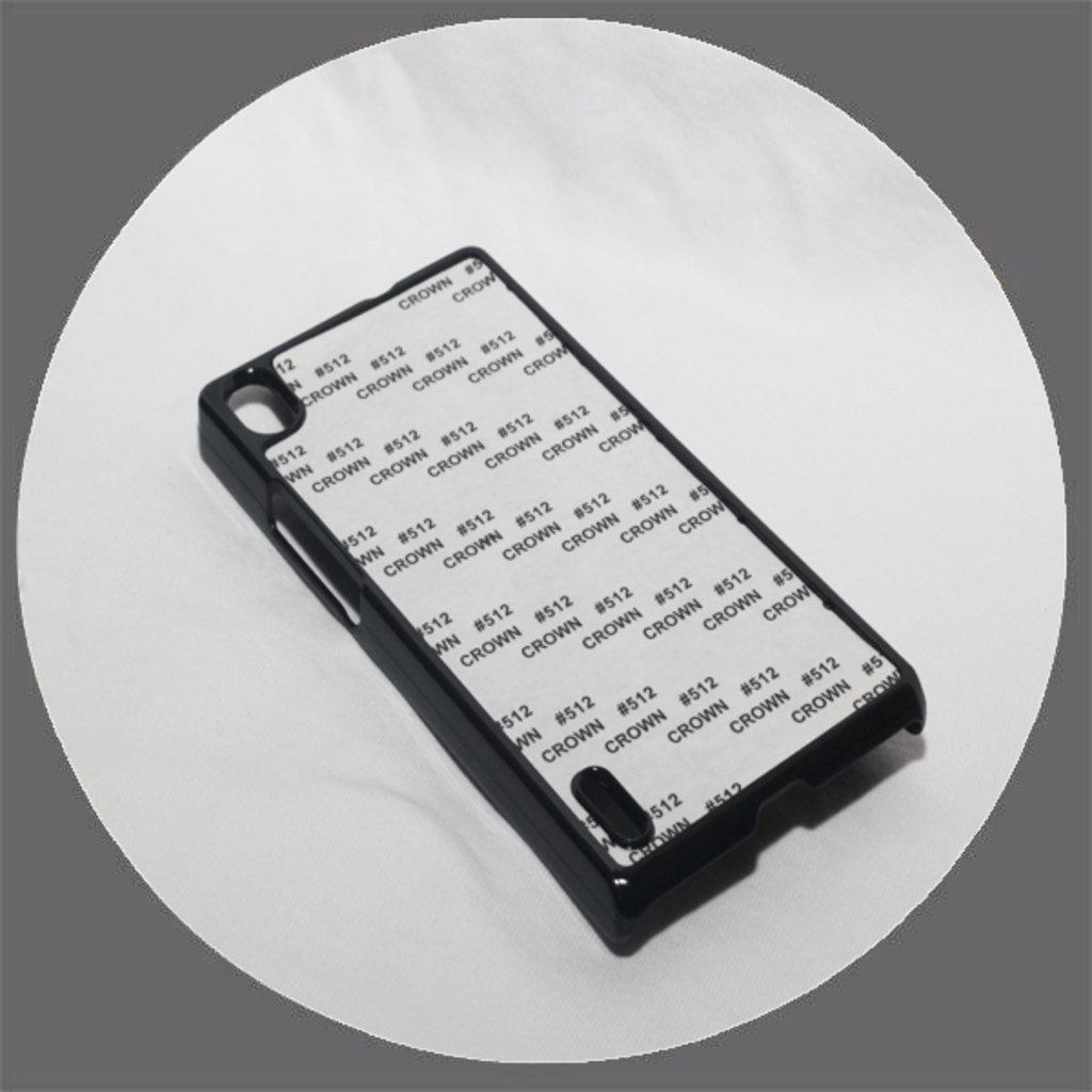 Huawei: Чехол для Huawei Р7 Черный пластиковый в NeoPlastic