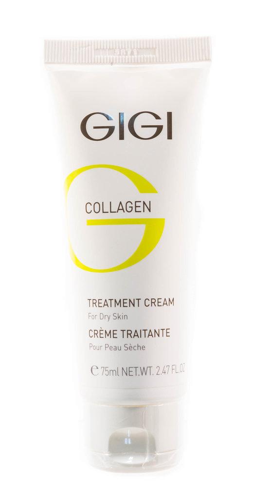 Крема: Крем питательный / Treatment Cream, Сollagen Elastin, GiGi в Косметичка, интернет-магазин профессиональной косметики