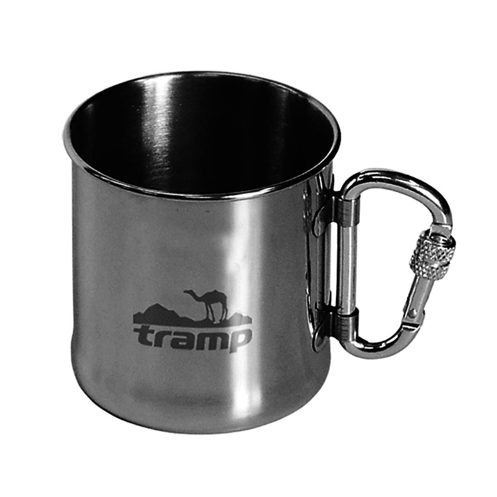 Посуда: Tramp кружка с карабином TRC-012 в Турин