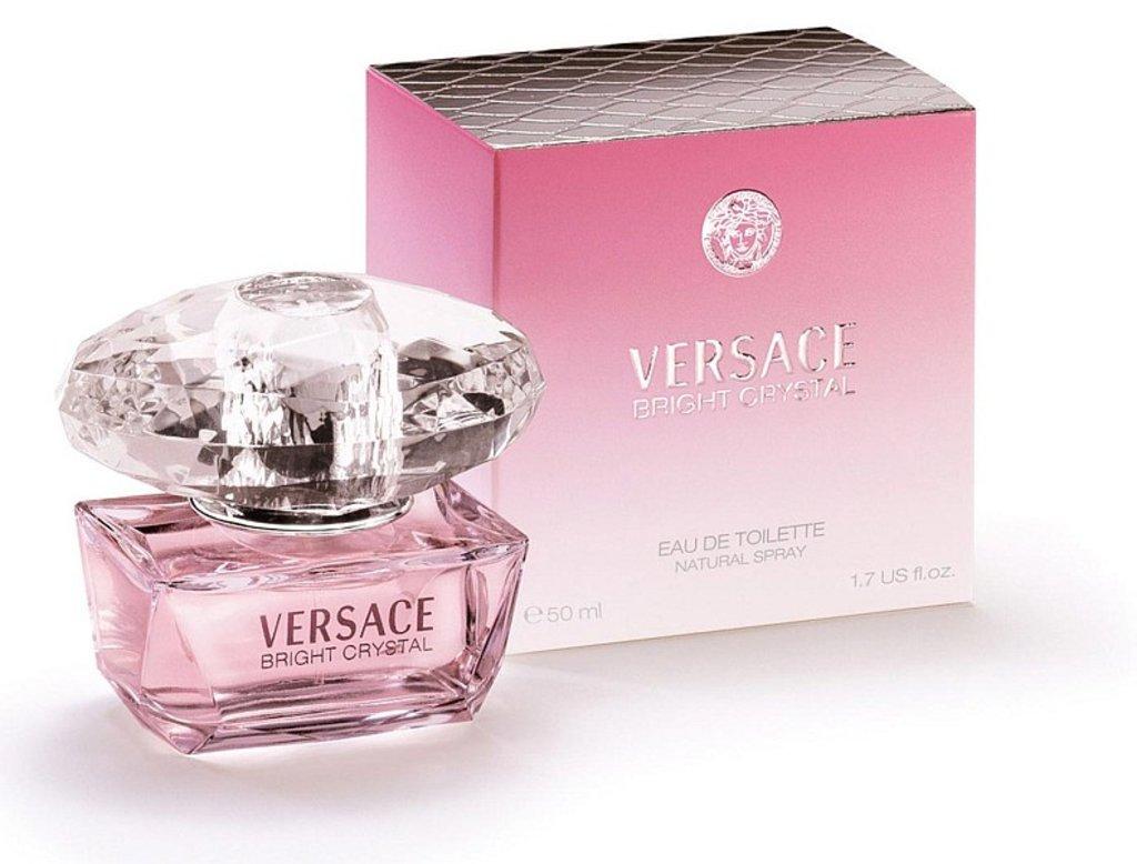 Versace (Версаче): Versace Bright Crystal ( Версаче Брайт Кристл) edt 90ml в Мой флакон