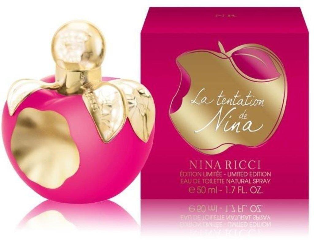 Nina Ricci (Нина Ричи): Nina Ricci La Tentation de Nina 80ml в Мой флакон