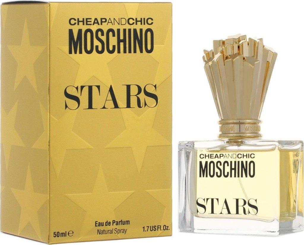Женская парфюмерная вода Moschino: Moschino Stars edp ж 50 ml в Элит-парфюм