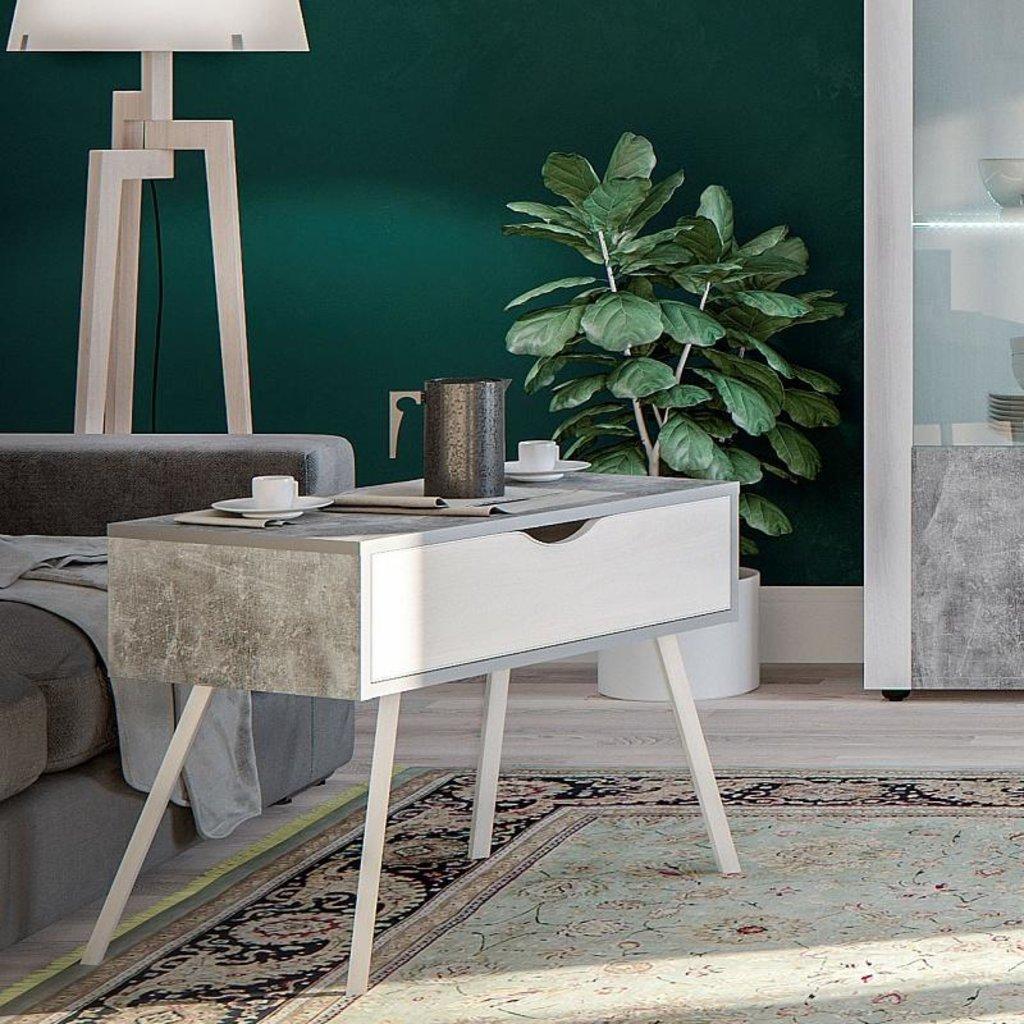 Журнальные и кофейные столики: Стол журнальный Леон 220 в Стильная мебель