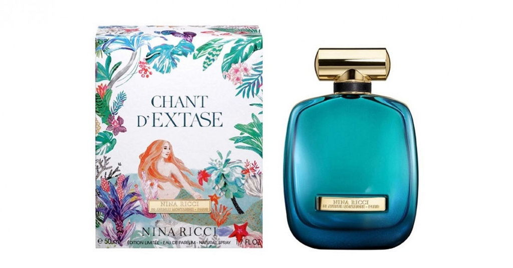 Nina Ricci (Нина Ричи): Nina Ricci Chant d'Extase edt 80ml в Мой флакон