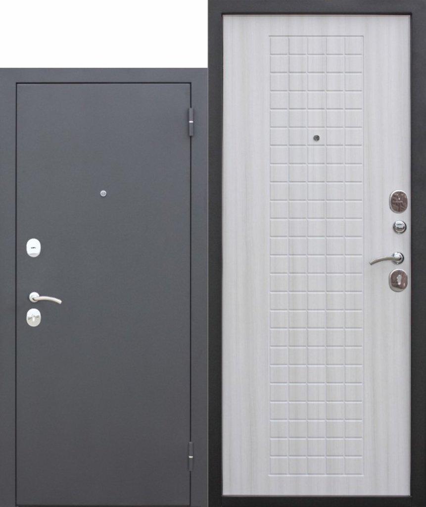 Двери завода Феррони: Garda МУАР 8 мм Дуб сонома в Модуль Плюс