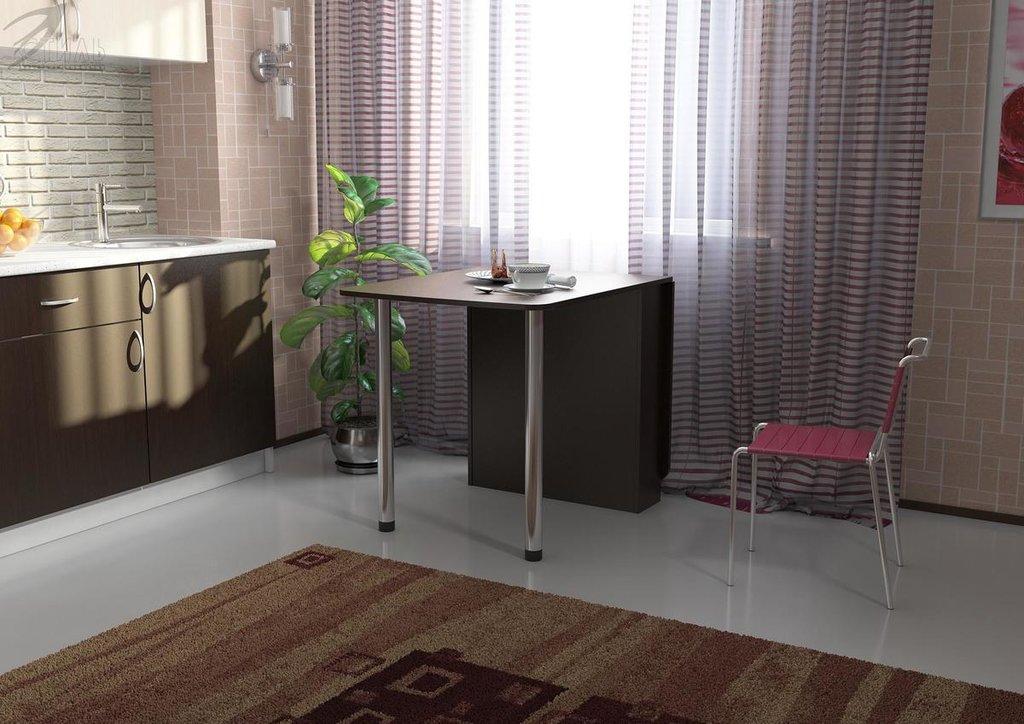 Столы обеденные: Стол обеденный №3 (Трансформер) в Диван Плюс