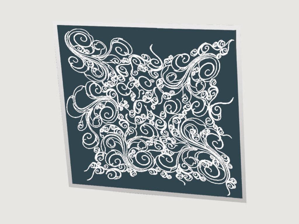 Зеркальные потолоки: Серия «Гламур» в Мир Потолков