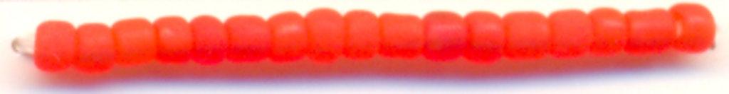 Бисер(стекло)6/0 упак.500гр.Астра: Бисер(стекло)6/0,упак.500гр.,цвет М5(красный/прозрачный/матовый) в Редиант-НК