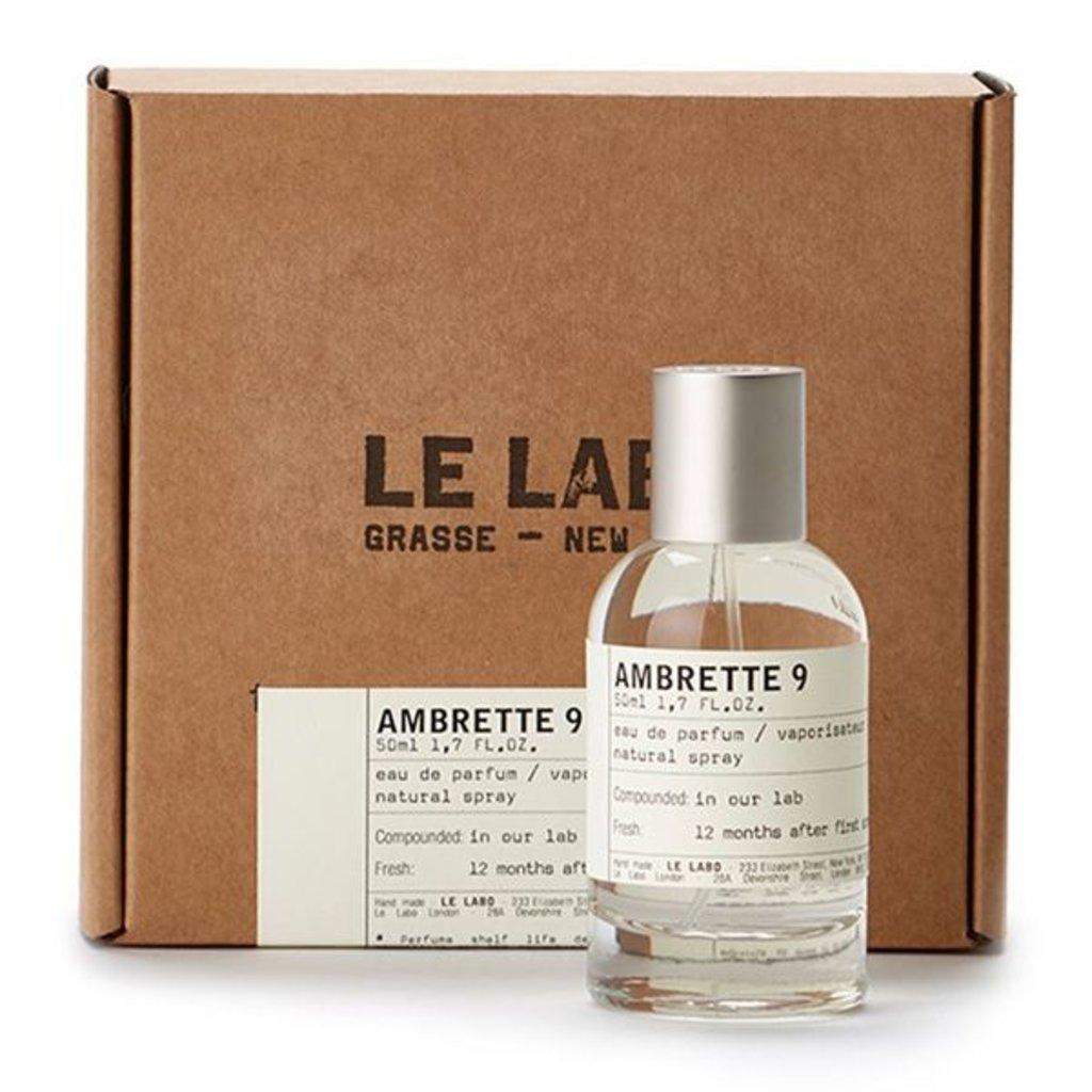 Новинки: Le Labo Ambrette 9 (Ле Лабо Амбретта 9) 50ml edp в Мой флакон