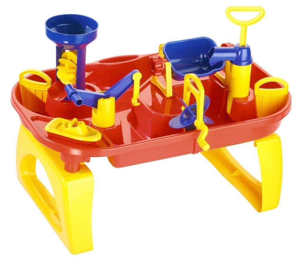 Игрушки для малышей: Набор Водный мир №3 в/к в Игрушки Сити