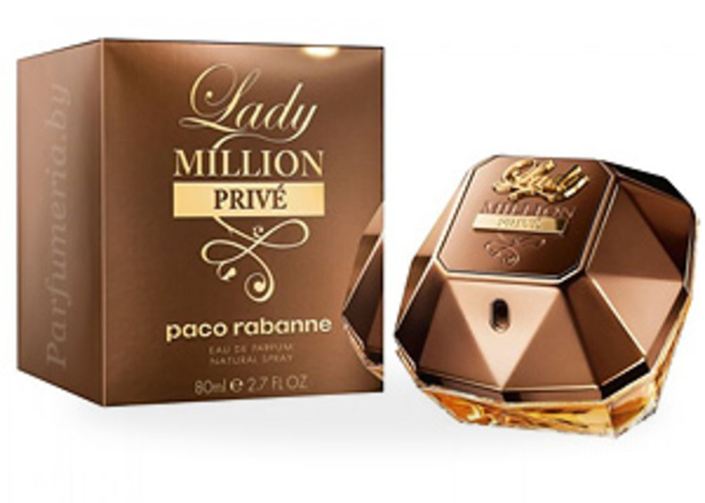 Pako Rabanne: Paco Rabanne Lady Million Prive edp жен 50 | 80 ml в Элит-парфюм