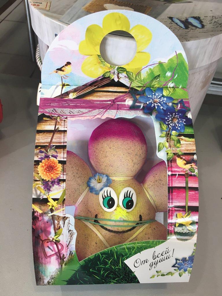 Сувениры, подарки: Игрушка № 1 травянчик в Николь, магазины цветов