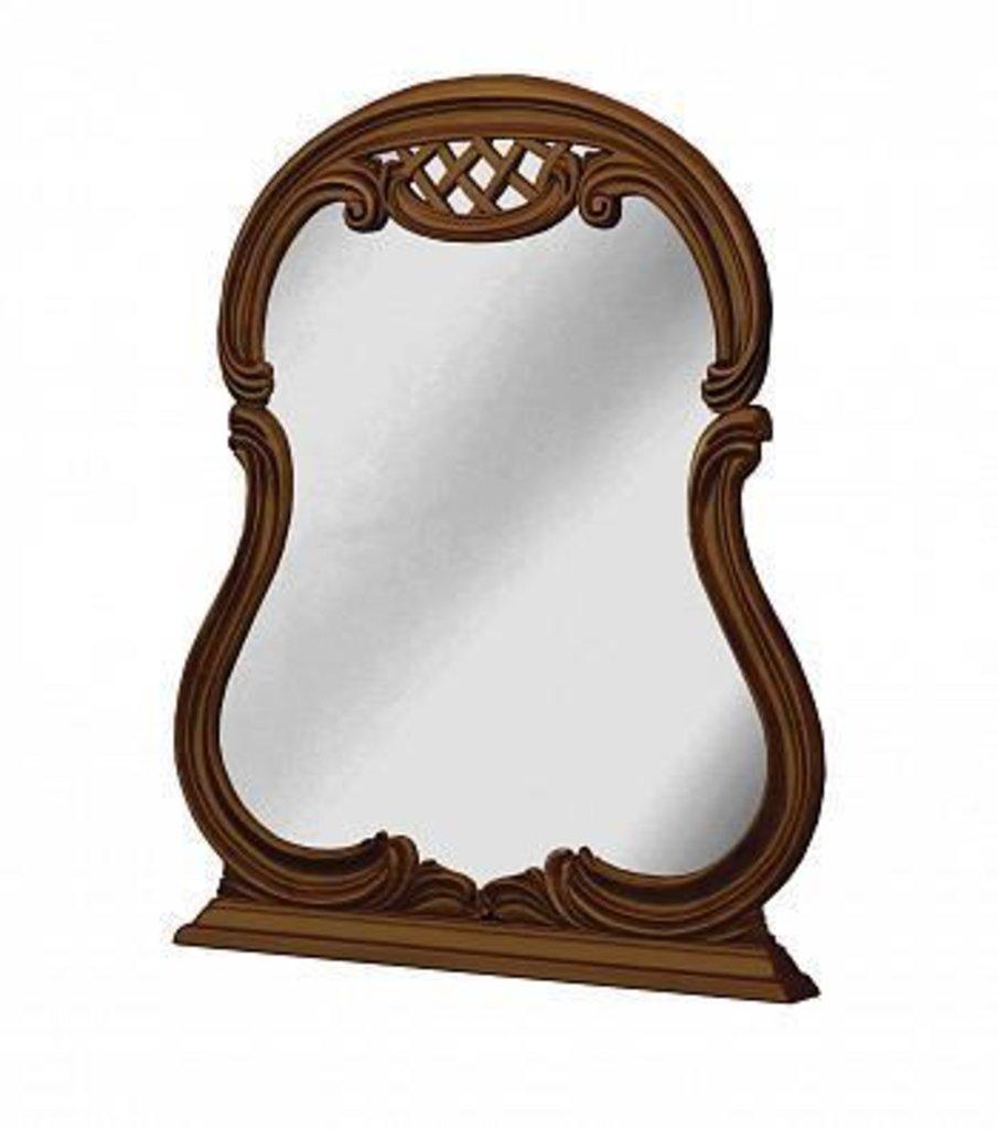 Зеркала, общее: Зеркало 3 орех Лара в Стильная мебель