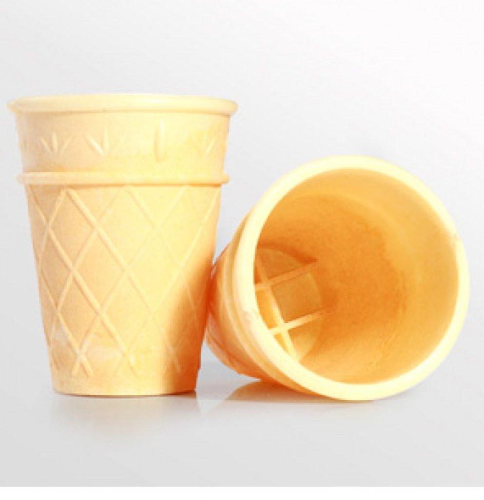 Украшения, декор: Вафельный стаканчик 75мл в ТортExpress