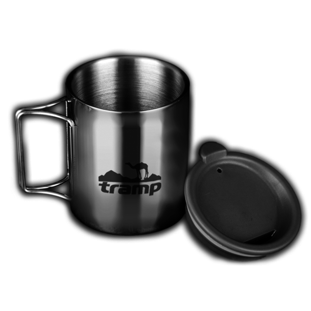 Посуда: Tramp термокружка со склад. ручками с поилкой TRC-045 в Турин