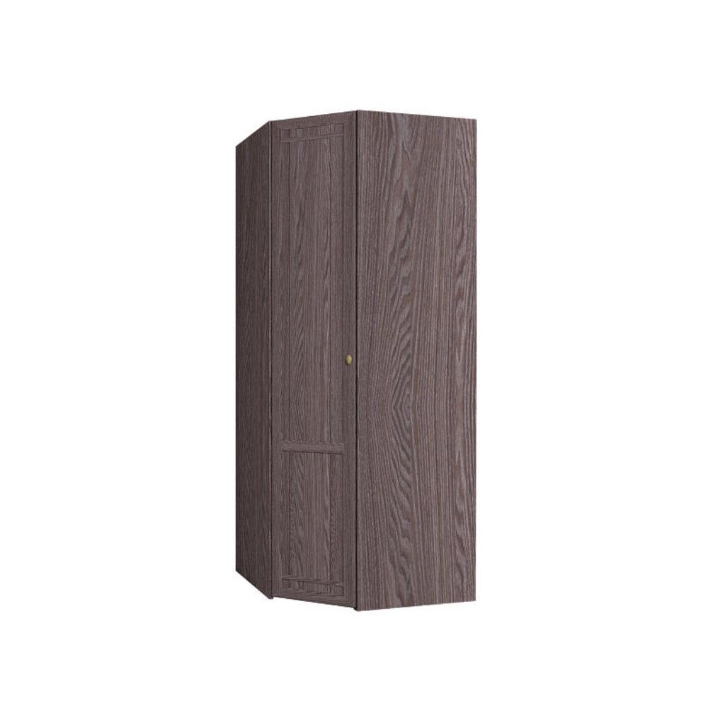 Шкафы для одежды и белья: Шкаф угловой Sherlock 63 (Стандарт) в Стильная мебель