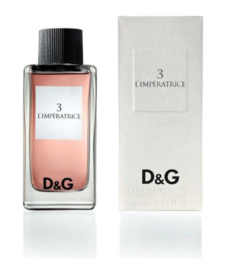 Dolce&Gabbana (Дольче и Габбана): Dolce & Gabbana Anthology 3 L'Imperatrice (Дольче и Габанна Императрица ) edt 100ml в Мой флакон
