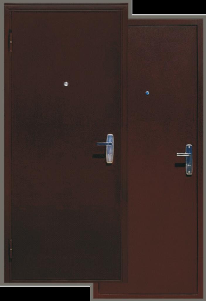 "Двери серии Стандарт: ""Стандарт-АМД"" в Модуль Плюс"