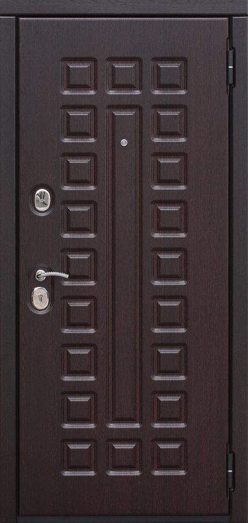 Входные двери (премиум)  от 90-110мм: Входная дверь Монарх в STEKLOMASTER
