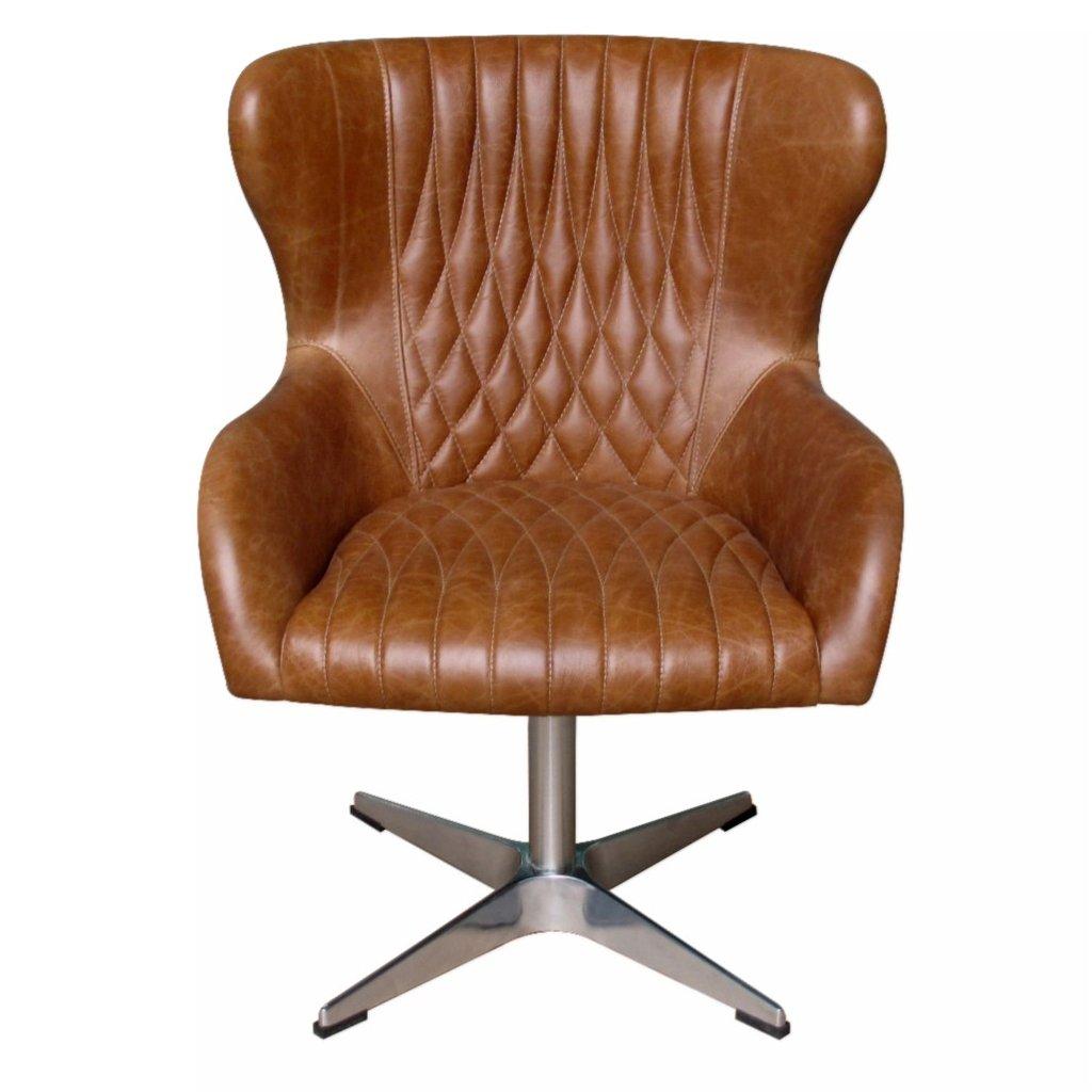 """Кресла: Кресло кожаное """"Кадис"""" в Амадео"""