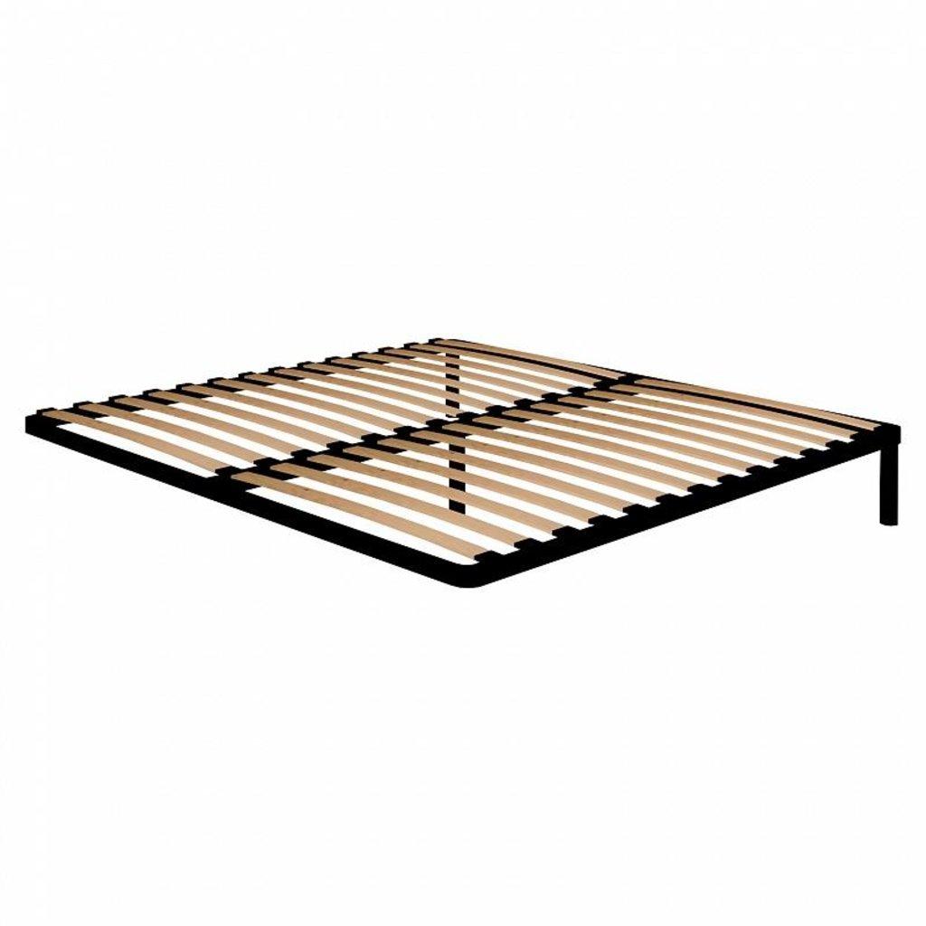 Кровати: Кровать Люкс Бриз 36 (1800, орт. осн. металл) в Стильная мебель