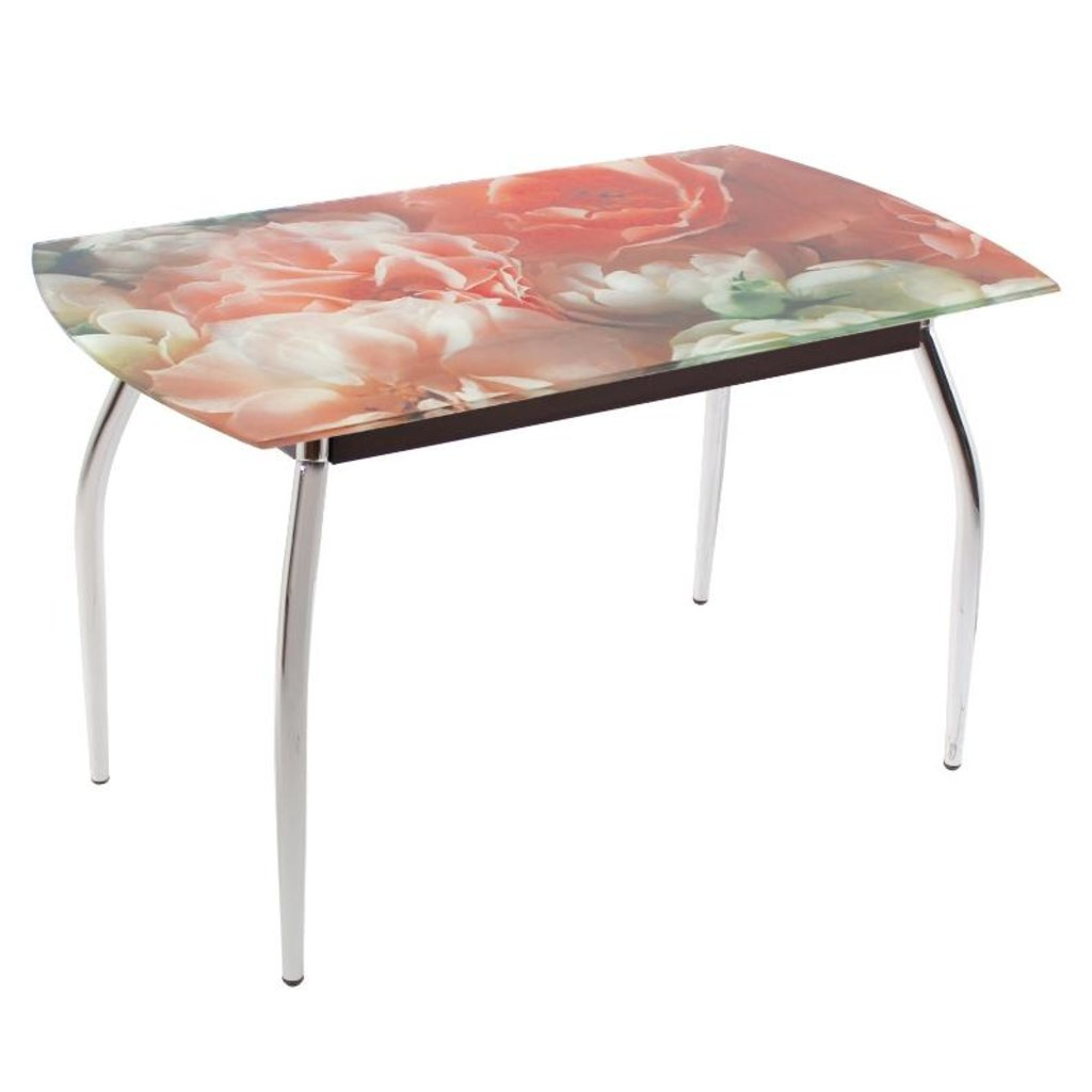 Столы обеденные: Стол обеденный без полки 5.1 ДП55 в Уютный дом