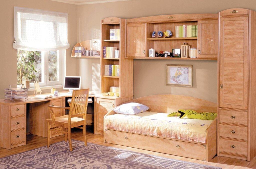 Мебель из дерева: Мебель детская в ДЭКО, производственная компания